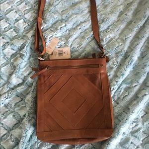 Lucky Brand Maka Crossbody Bag